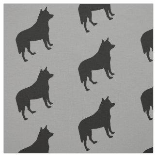 Australian Cattle Dog Breed Fabric