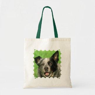 Australian Cattle Dog Budget Tote Bag