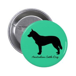 Australian Cattle Dog Buttons