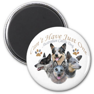 Australian Cattle Dog Can t Have Just One Fridge Magnets