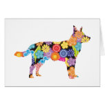 Australian Cattle Dog Card