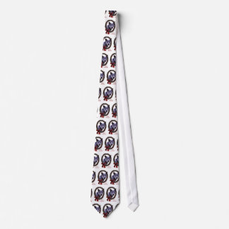 Australian Cattle Dog Christmas Gifts Tie