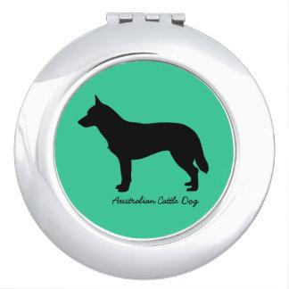 Australian Cattle Dog Vanity Mirror