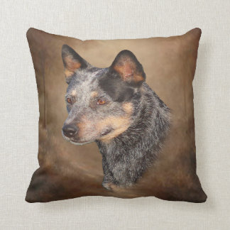 Australian Cattle Dog Cushion