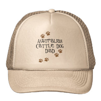 Australian Cattle Dog Dad Cap