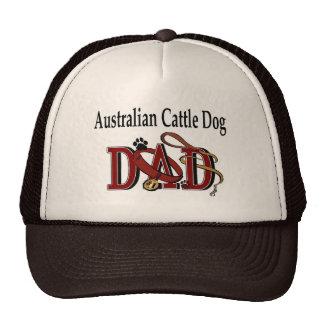 Australian Cattle Dog Dad Gifts Cap
