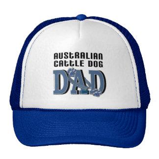 Australian Cattle Dog DAD Trucker Hats
