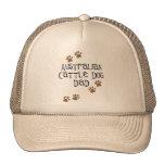 Australian Cattle Dog Dad Hats