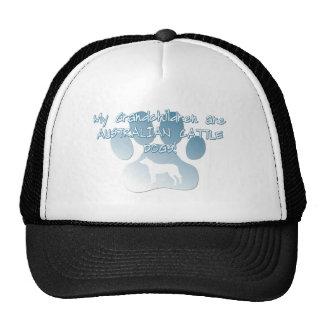 Australian Cattle Dog Grandchildren Hat