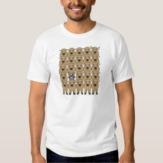 Australian Cattle Dog in the Herd Shirts
