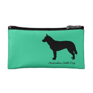Australian Cattle Dog Makeup Bags
