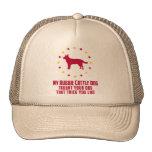 Australian Cattle Dog Mesh Hats