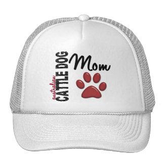 Australian Cattle Dog Mom 2 Hats