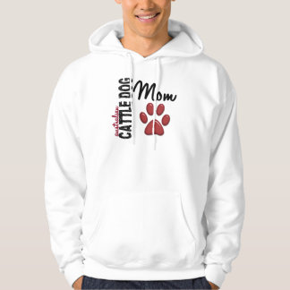 Australian Cattle Dog Mom 2 Hoodie
