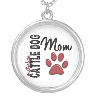 Australian Cattle Dog Mom 2 Custom Jewelry