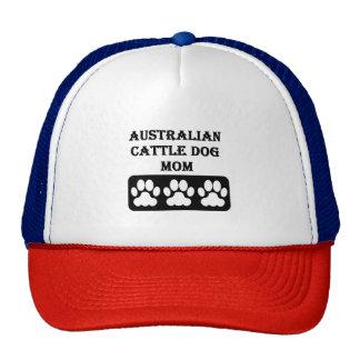 Australian Cattle Dog Mom Cap