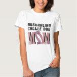 Australian Cattle Dog MOM T-shirts