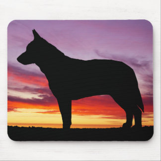 Australian Cattle Dog Mouse Mat