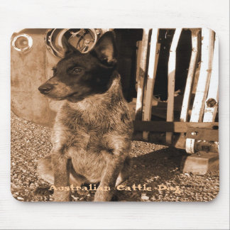 Australian Cattle Dog Mousepad #2