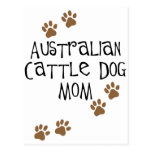 Australian Cattle Dog Mum t-shirts & gifts Postcards