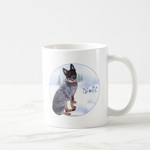 Australian Cattle Dog Noel Coffee Mug