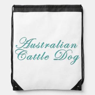 Australian Cattle Dog Backpack