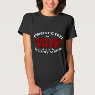 Australian Cattle Dog Security Shirt