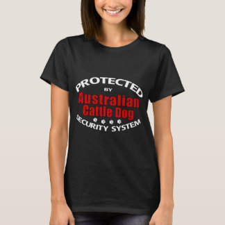 Australian Cattle Dog Security T-Shirt