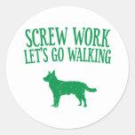 Australian Cattle Dog Stickers