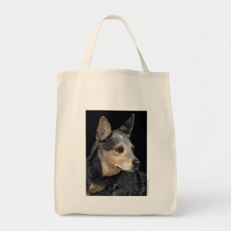 """Australian Cattle Dog Tote Bag - """"Quigley"""""""