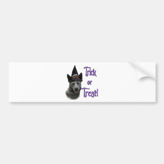 Australian Cattle Dog Trick Bumper Sticker