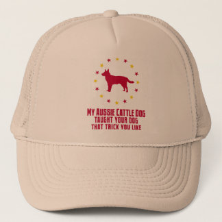 Australian Cattle Dog Trucker Hat