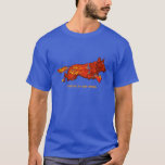Australian Cattle Dog - Unsafe at any Speed Shirt