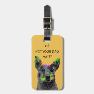 AUSTRALIAN CATTLE DOGS - Bag Tag