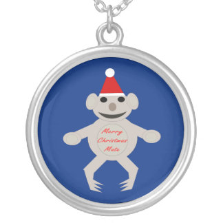 Australian Christmas Koala Bear Necklace
