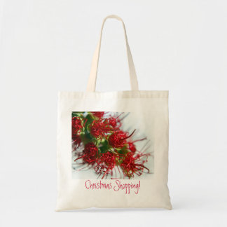 Australian Christmas Shopping Bag