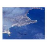 Australian coast postcard