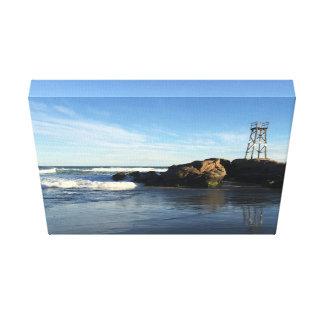 Australian Coast Seascape Canvas Print