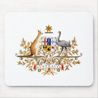 Australian - Coat of arms Mouse Mat