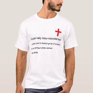 Australian convict definition T-Shirt