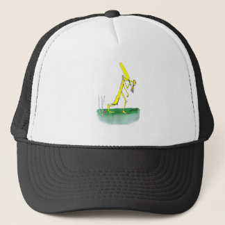 australian cricket old father time, tony fernandes trucker hat