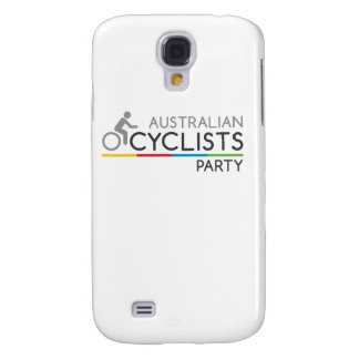 Australian Cyclists Party Galaxy S4 Case
