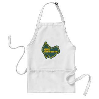 Australian Dad - Funny Apron for an Aussie Dad
