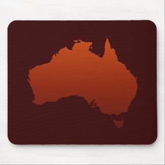 Australian Desert Shape Mouse Mat