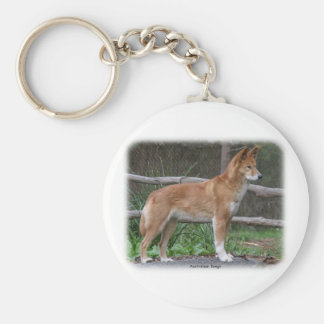 Australian Dingo 9Y209D-268 Key Ring