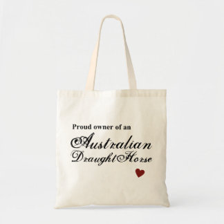 Australian Draught Horse Bags