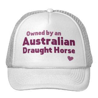 Australian Draught Horse Trucker Hat