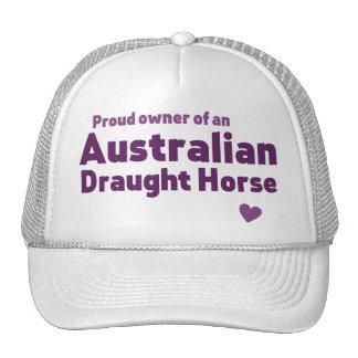 Australian Draught Horse Cap