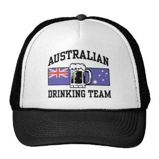 Australian Drinking Team Cap
