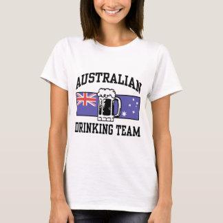 Australian Drinking Team T-Shirt